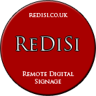 ReDiSi - Remote Digital Signage