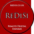 ReDiSi - Nuotolinis Digital Signage